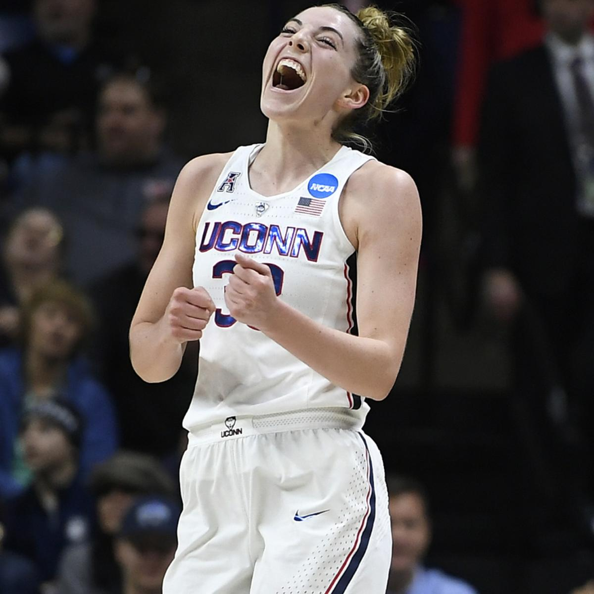 UConn Shatters Records in 140-52 Win vs. SFU in 2018 NCAA ...