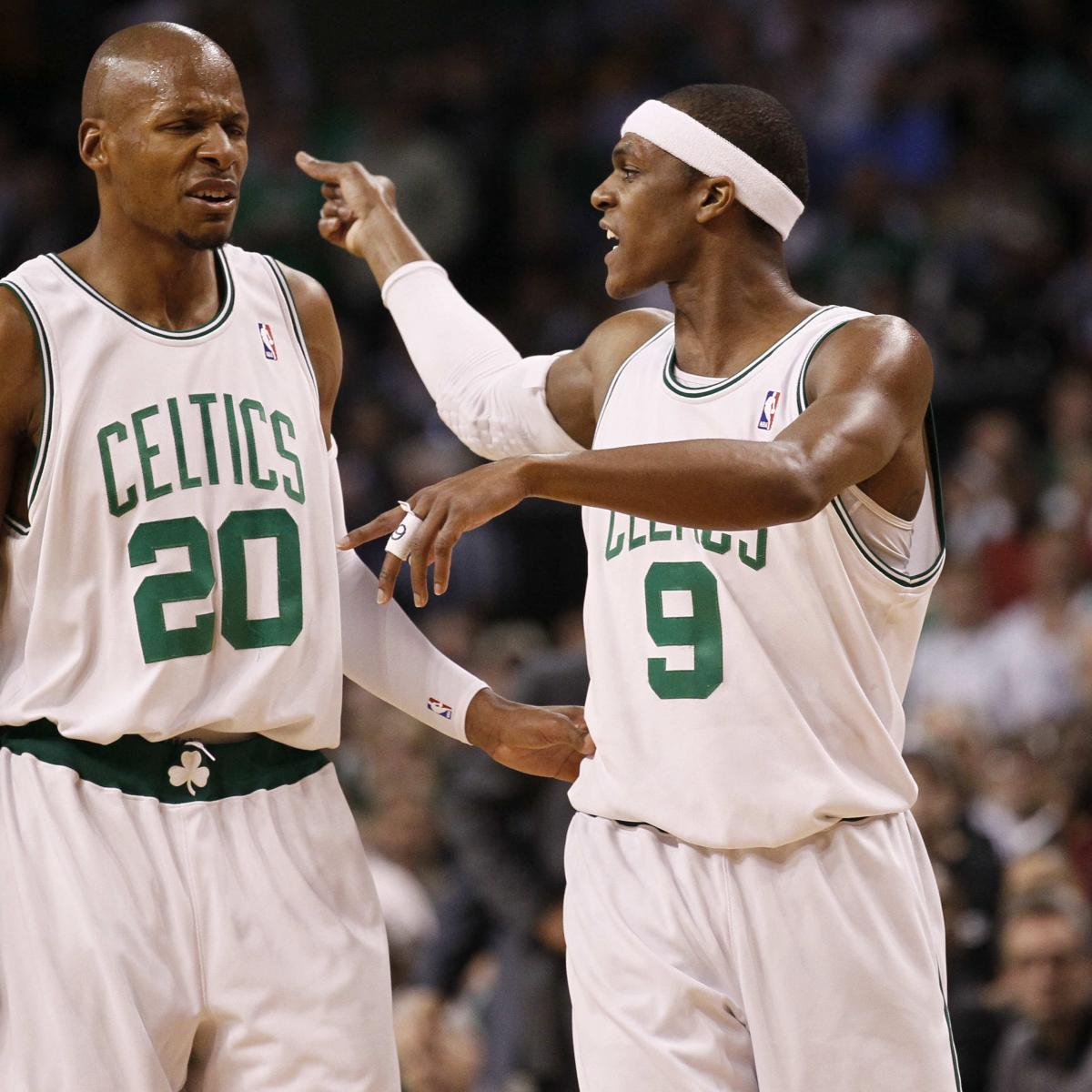 Rajon Rondo on Ray Allen's Upcoming Book: 'He Just Wants ...