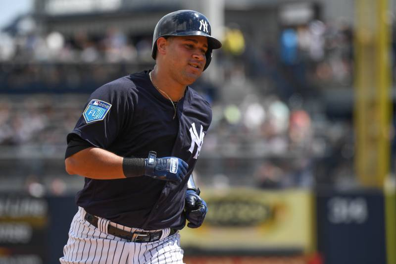 48a4b6f53fe Forget Stanton and Judge  Gary Sanchez Will Be Yankees  Biggest Star ...