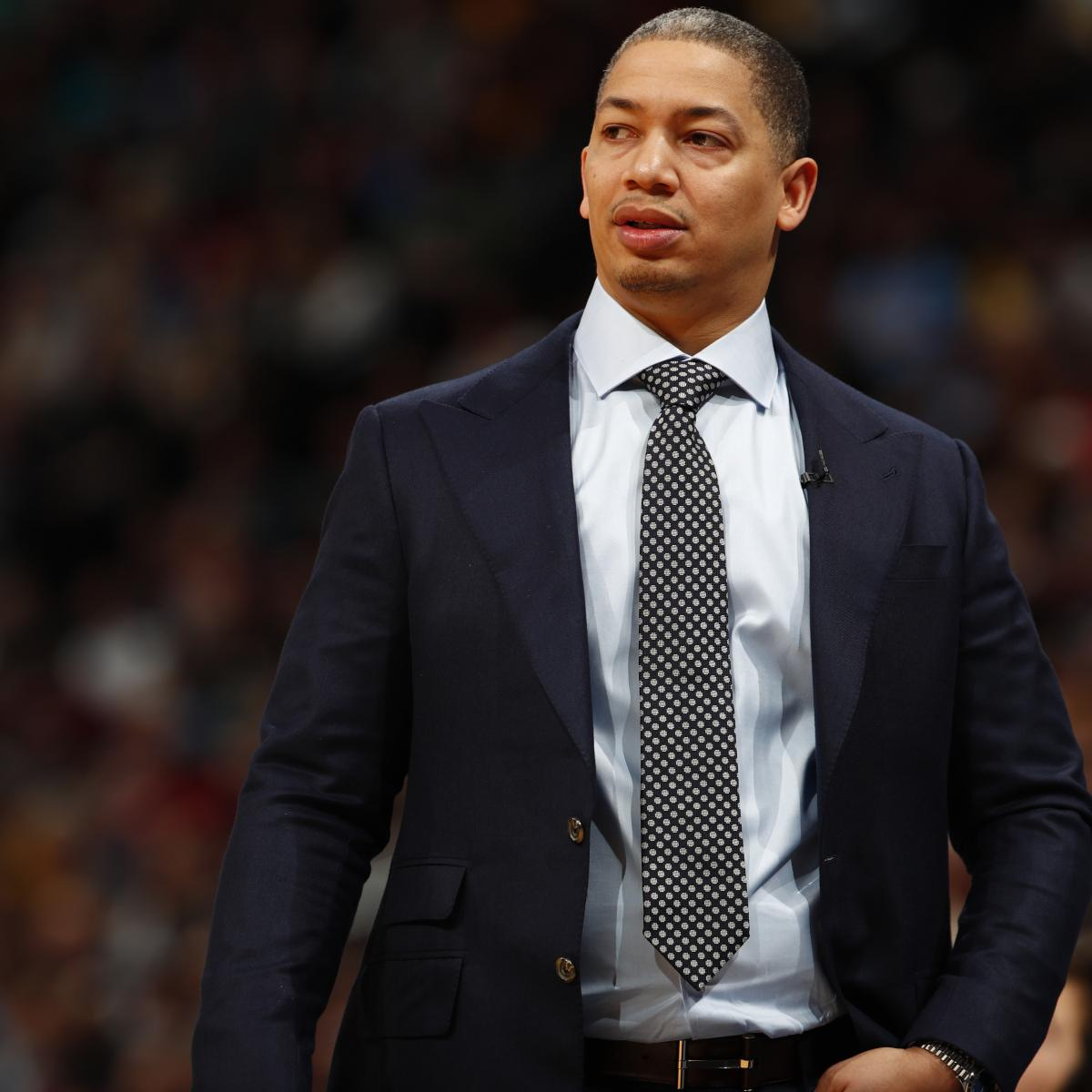 Tyronn Lue Steps Away from Cavaliers Due to Health, Larry Drew Assumes HC Role