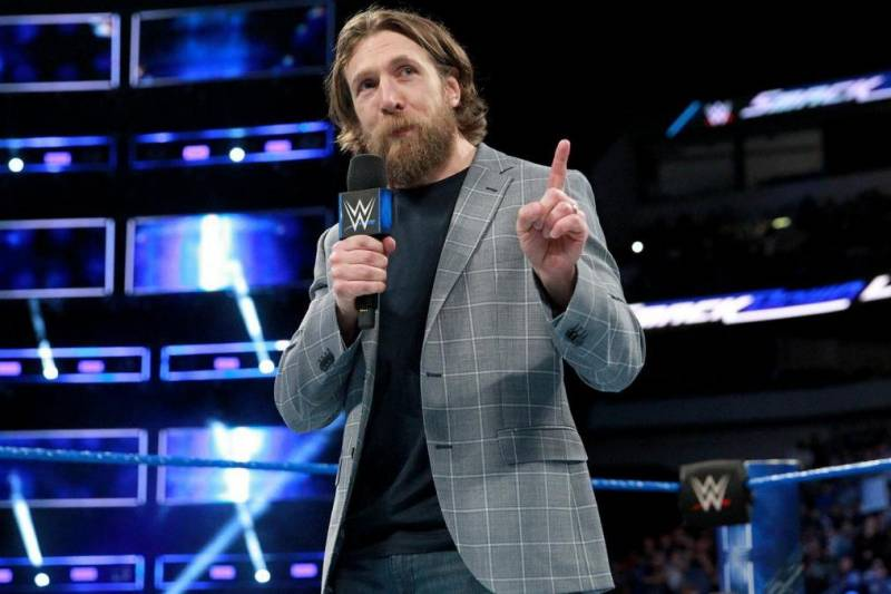 super popular 11962 a7be3 Credit  WWE.com. A transformation is underway for Daniel Bryan. We saw ...