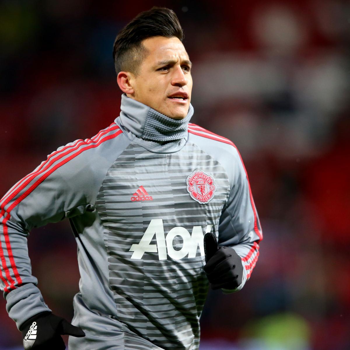Manchester United Transfer News Alexis Sanchez Rumours: Alexis Sanchez Describes 'Difficult' Time After Manchester