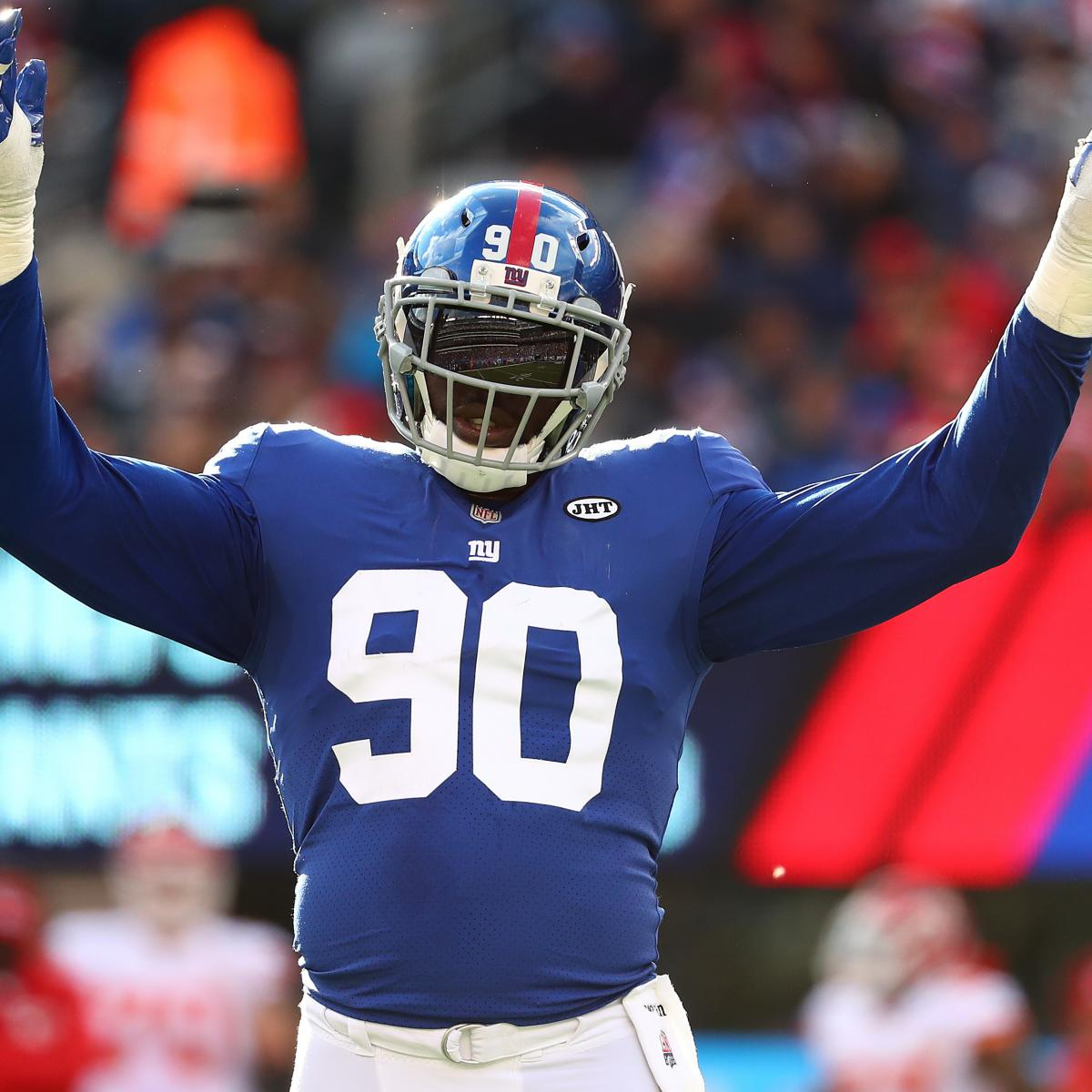 Jason Pierre Paul Signs One Year Deal With Giants: Jason Pierre-Paul Traded To Bucs From Giants: Top Reaction