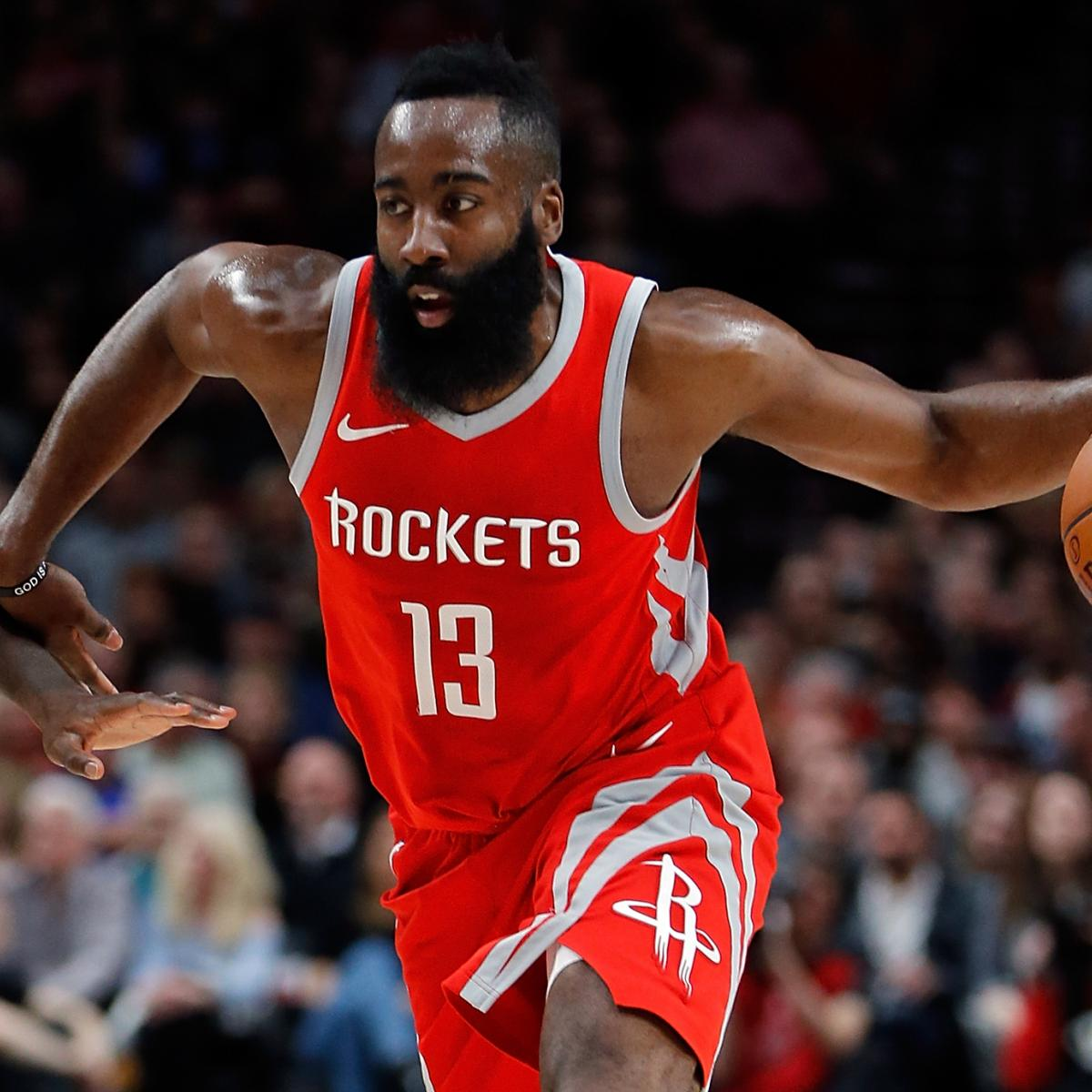 Houston Rockets Game Log: NBA Power Rankings: Houston Rockets Reclaim Top Spot