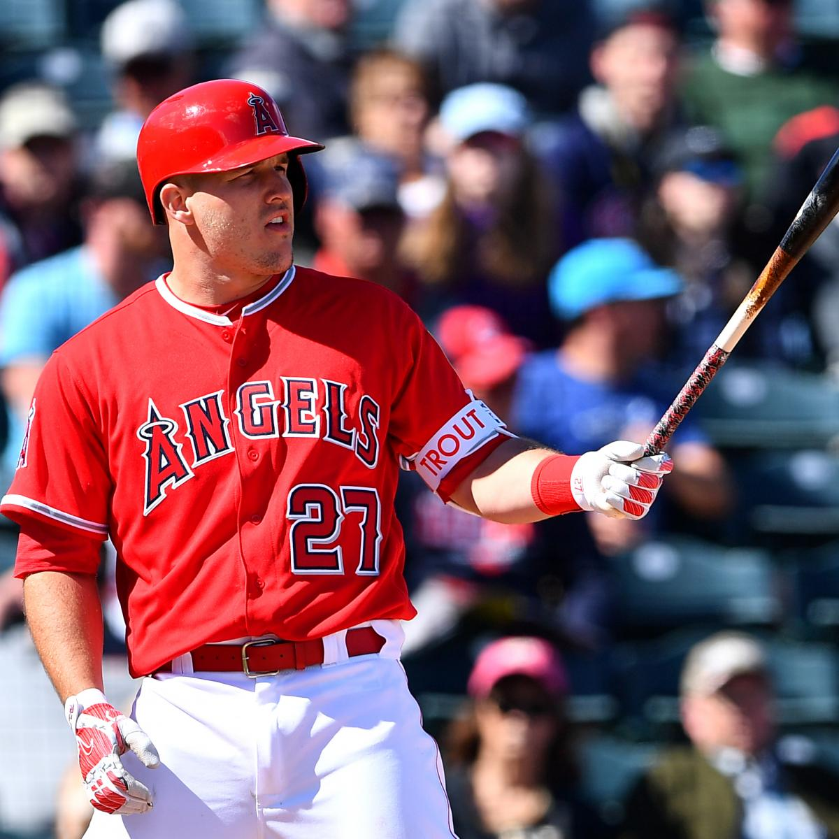 Mike Trout's About To Get Even More Unstoppable After
