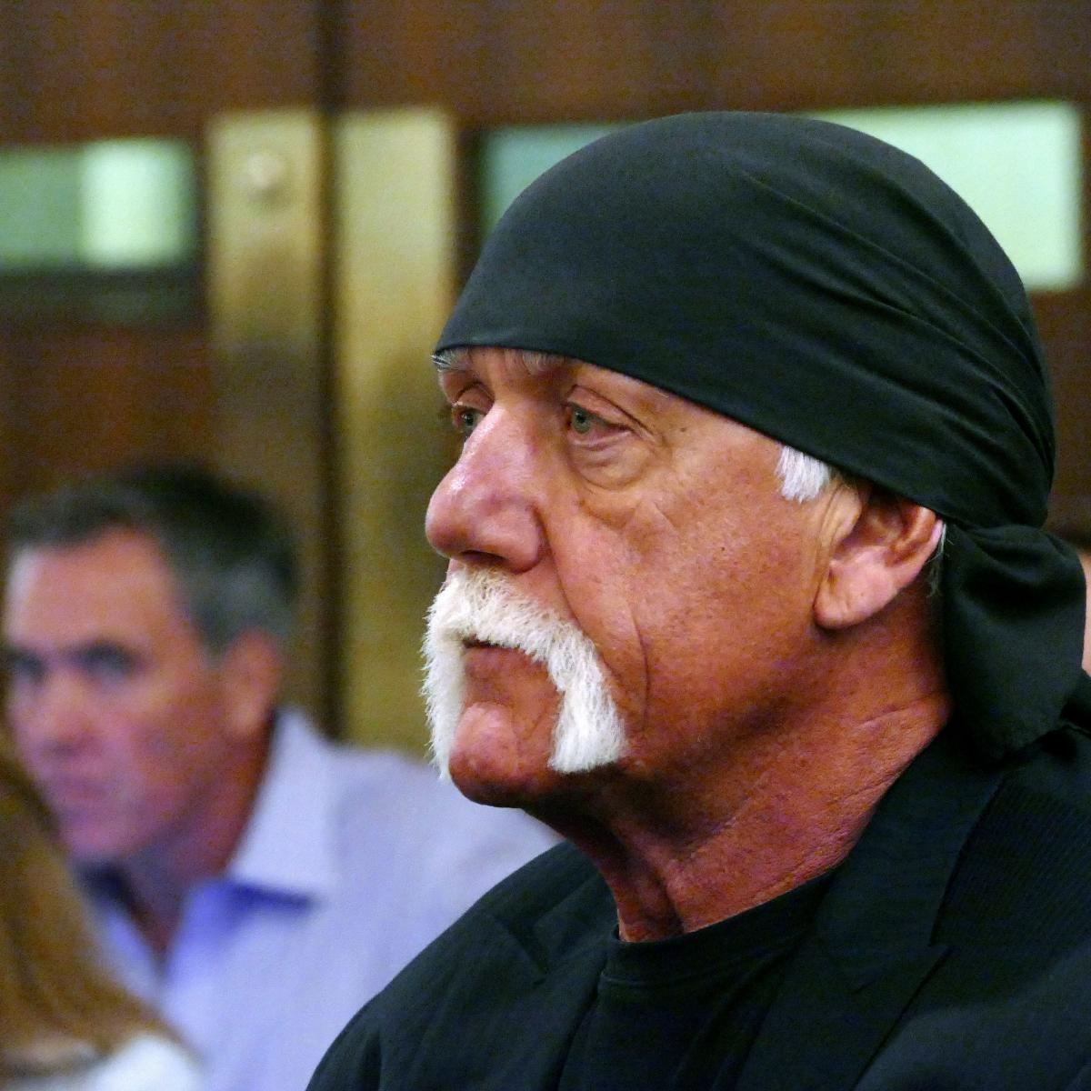 Hulk Hogan Reportedly in Discussions for WWE Return After
