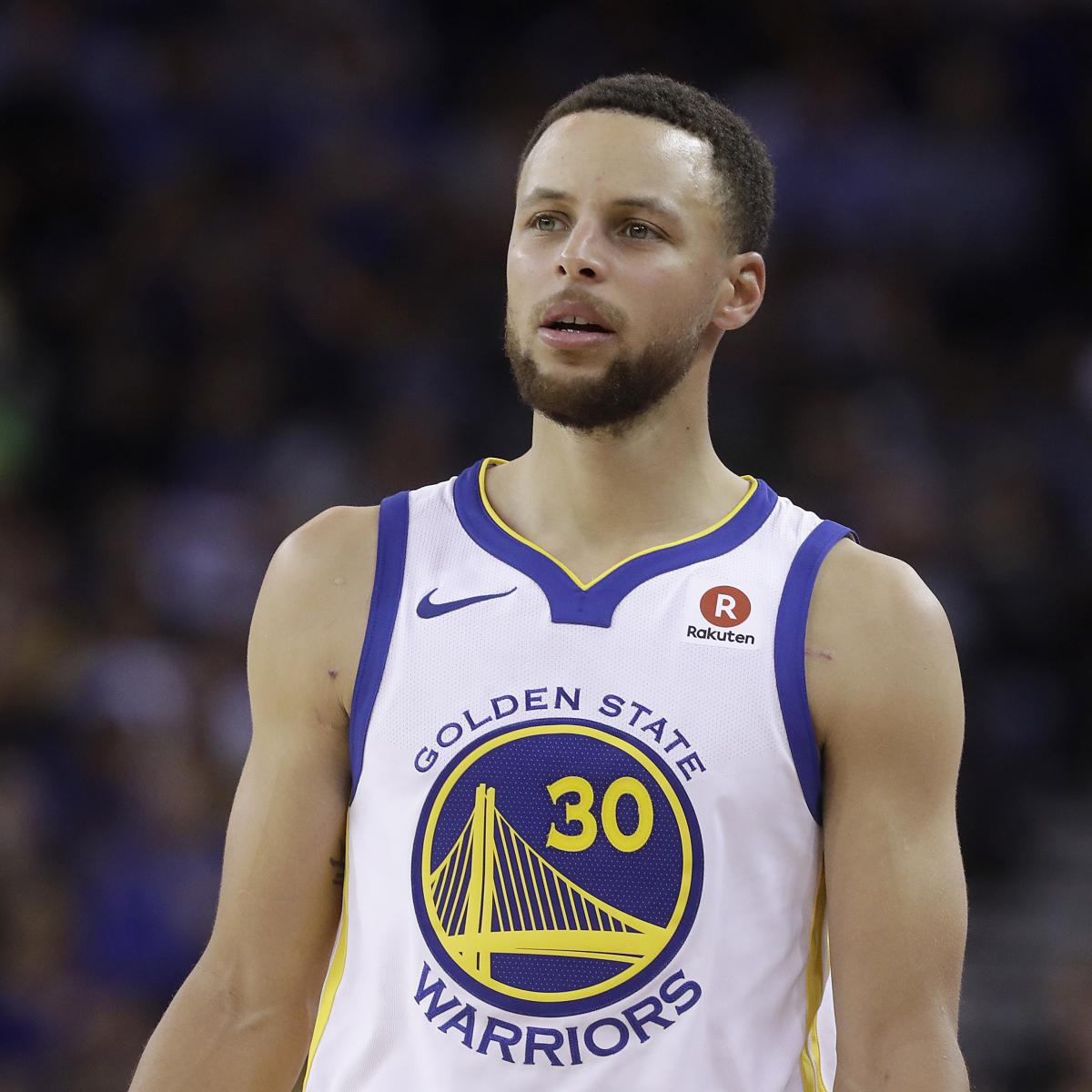 Warriors Record Without Stephen Curry 2017: Stephen Curry's Knee Injury Likely To Keep Him Out Of 1st