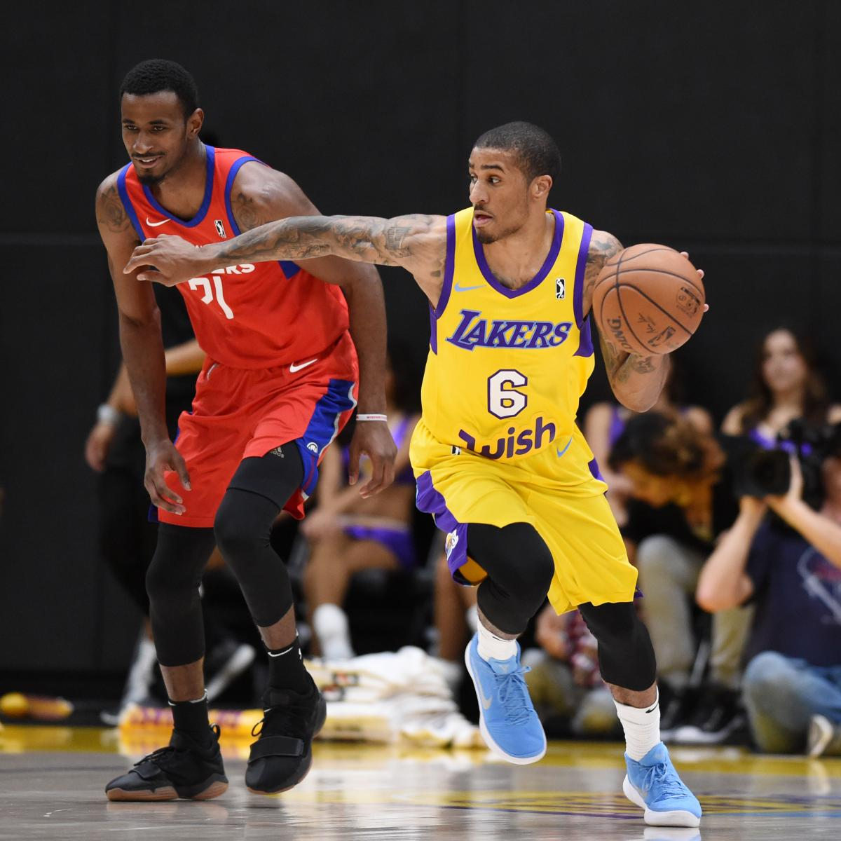 Lakers News: Gary Payton II, Thomas Bryant Recalled By LA