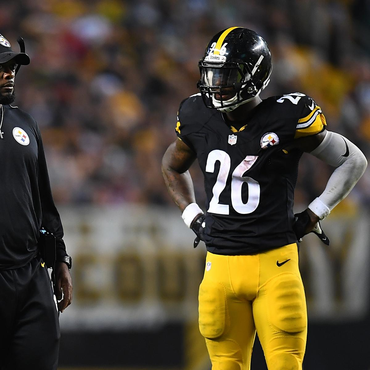 Pittsburgh Steelers Mike Tomlin S New Contract Ushers In: Le'Veon Bell, Mike Tomlin Speak, But Not About Steelers