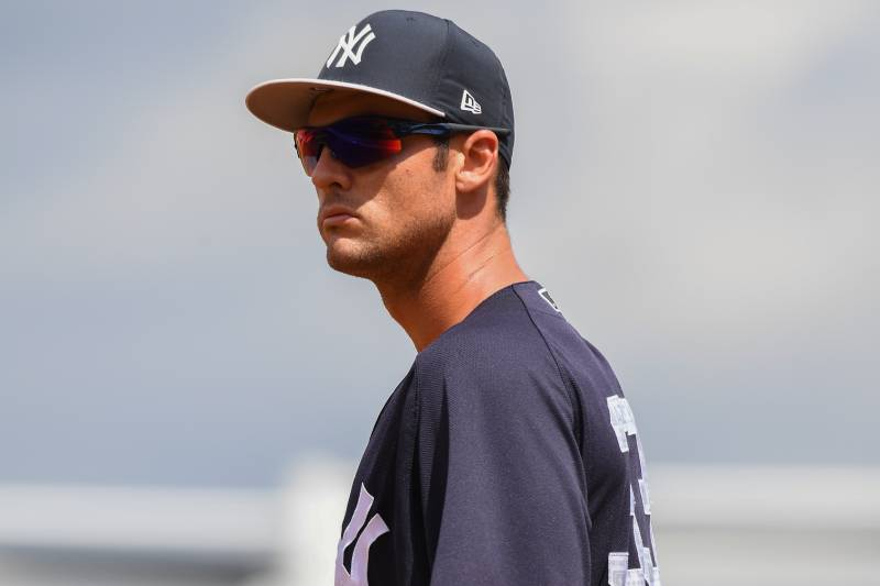 premium selection 55fe5 e420a Yankees' Greg Bird to Undergo Ankle Surgery to Remove Bone ...