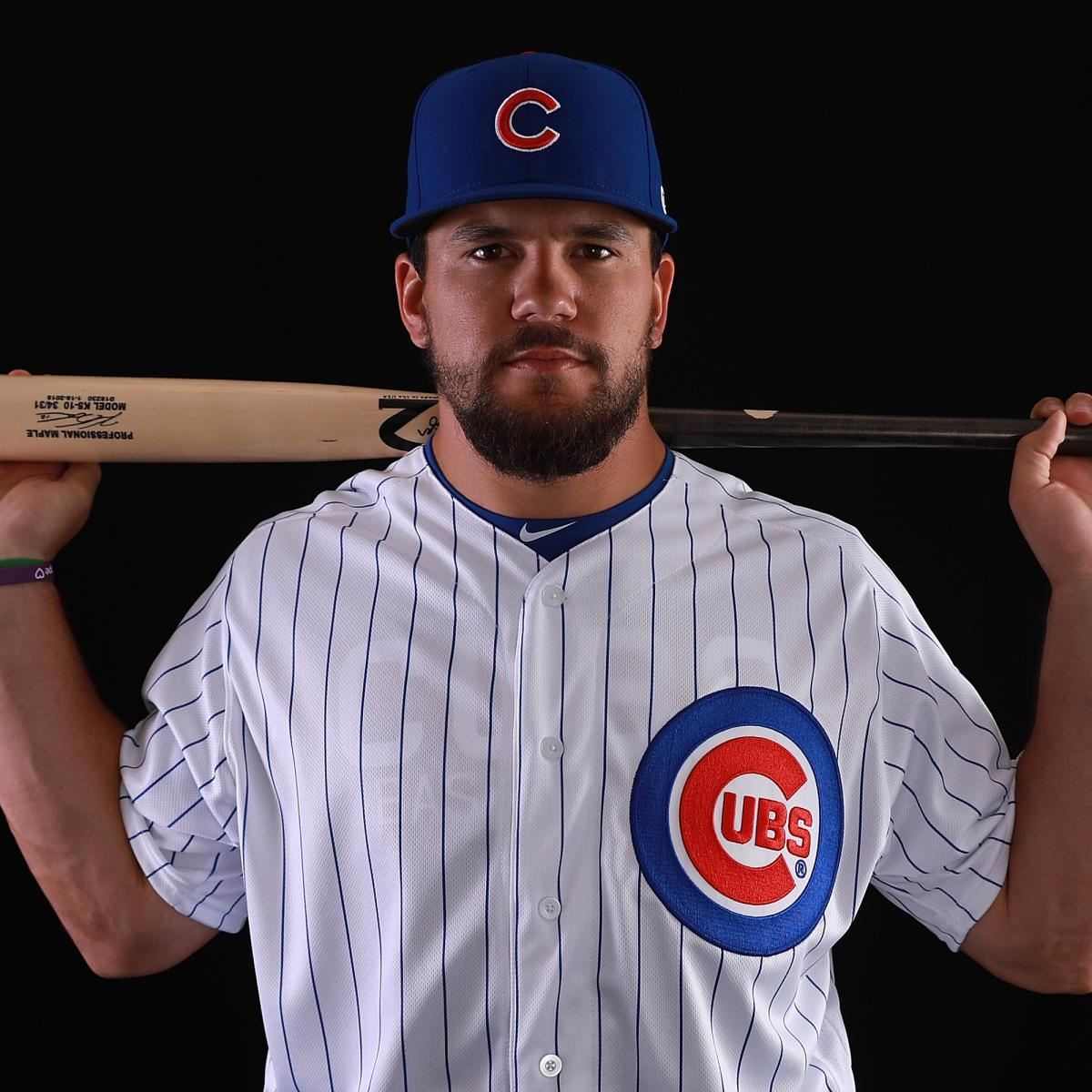 Epic Workout Monster Highlights: Cubs Star Kyle Schwarber's 30-Pound Weight Loss Sets Stage