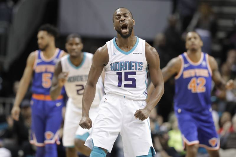 wholesale dealer 7851f d99ef Michael Jordan Praises Kemba Walker for Becoming Hornets All ...