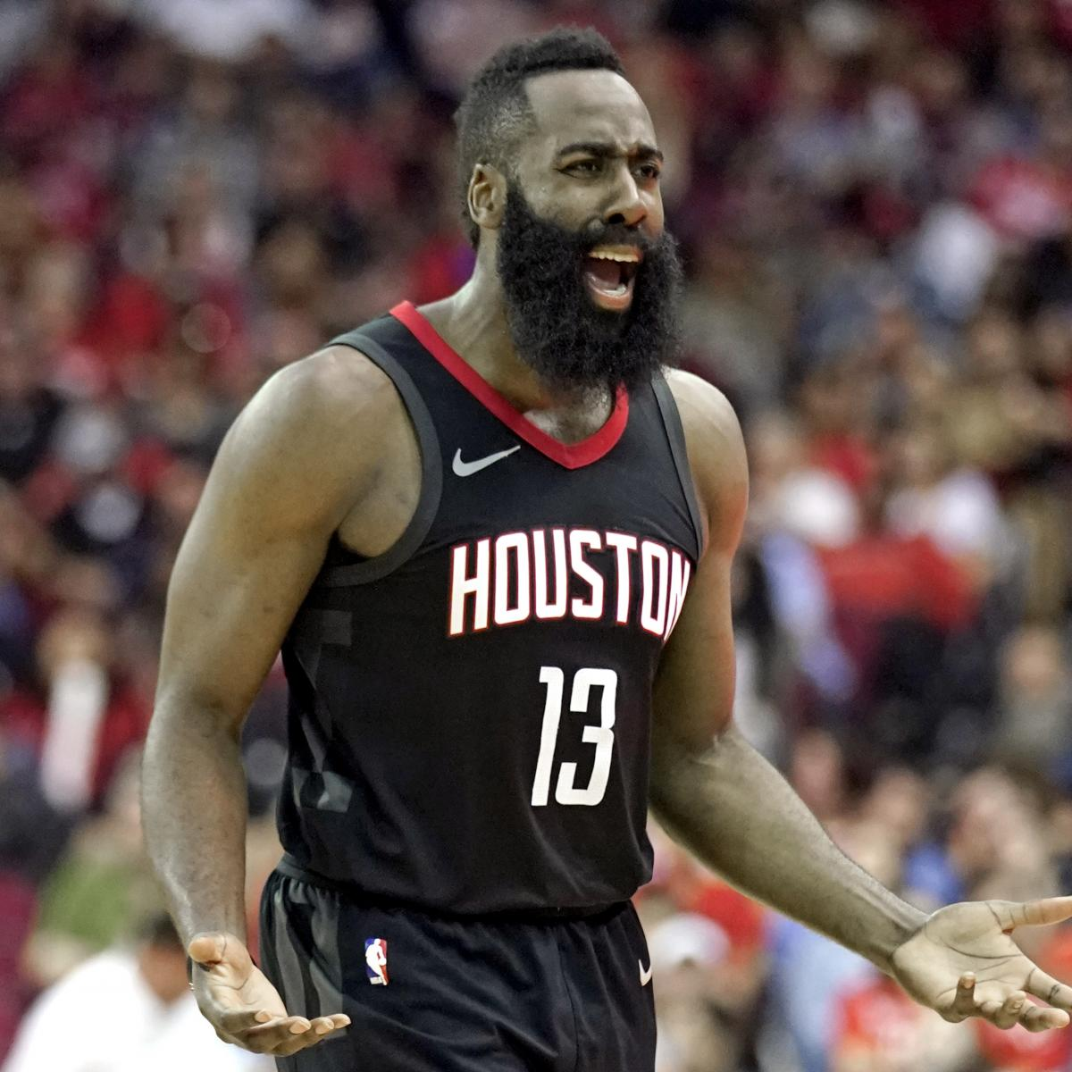 Rockets Clinch No. 1 Seed In Western Conference, End