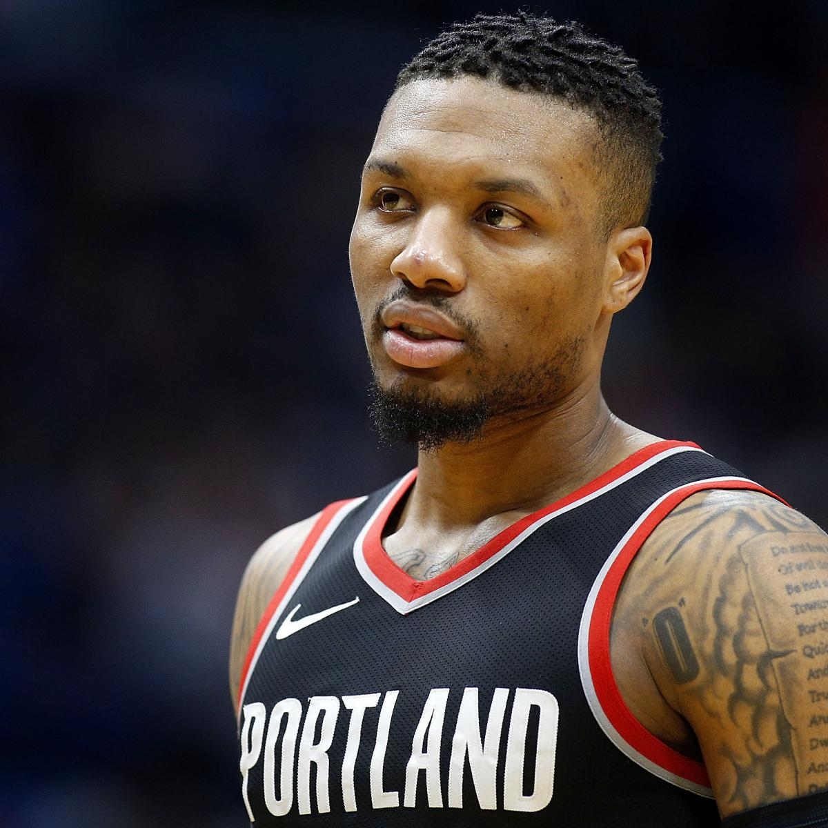 Damian Lillard: Damian Lillard's Brother Hospitalized After Being Shot