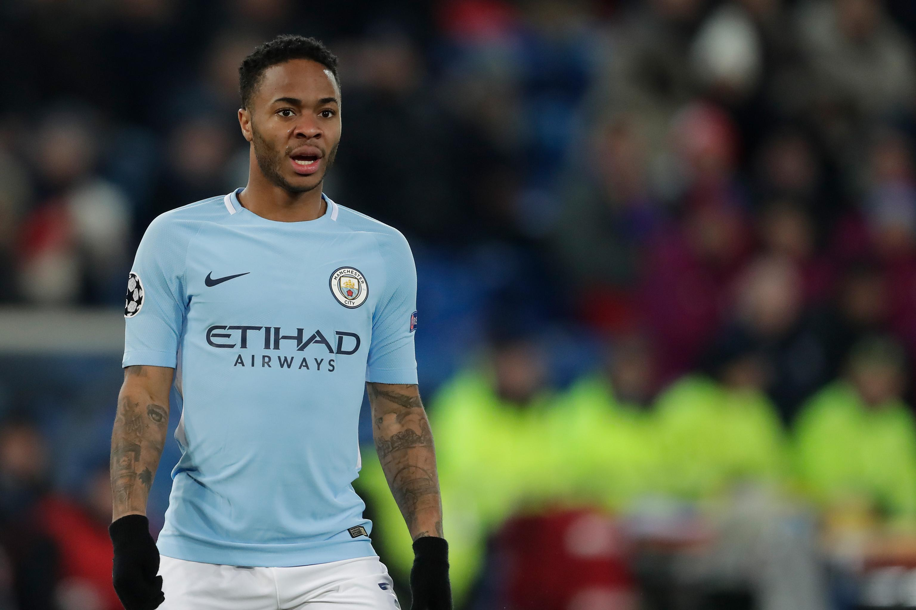 sale retailer c08fc 752d1 Manchester City Transfer News: Pep Guardiola Talks Raheem ...