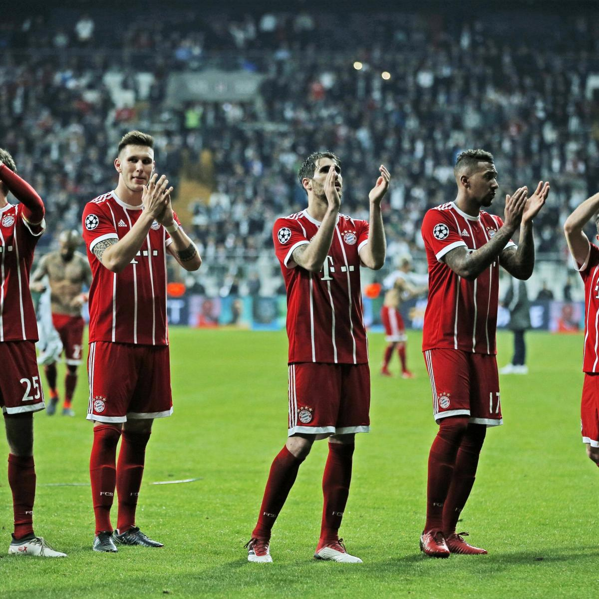 Sevilla vs. Bayern Munich: Preview, Live Stream, TV Info ...