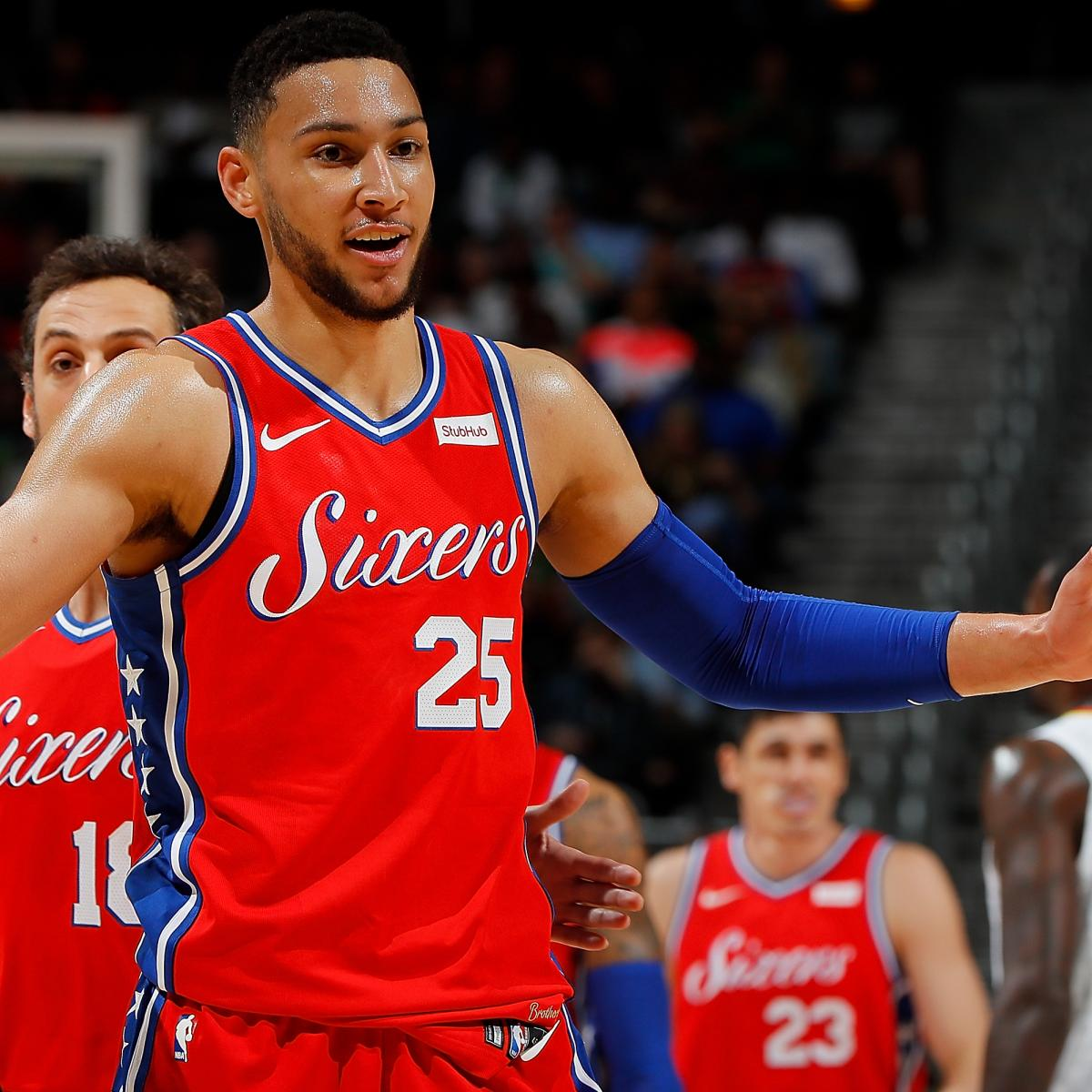 NBA Standings 2018: Updated Playoff Picture, Bracket