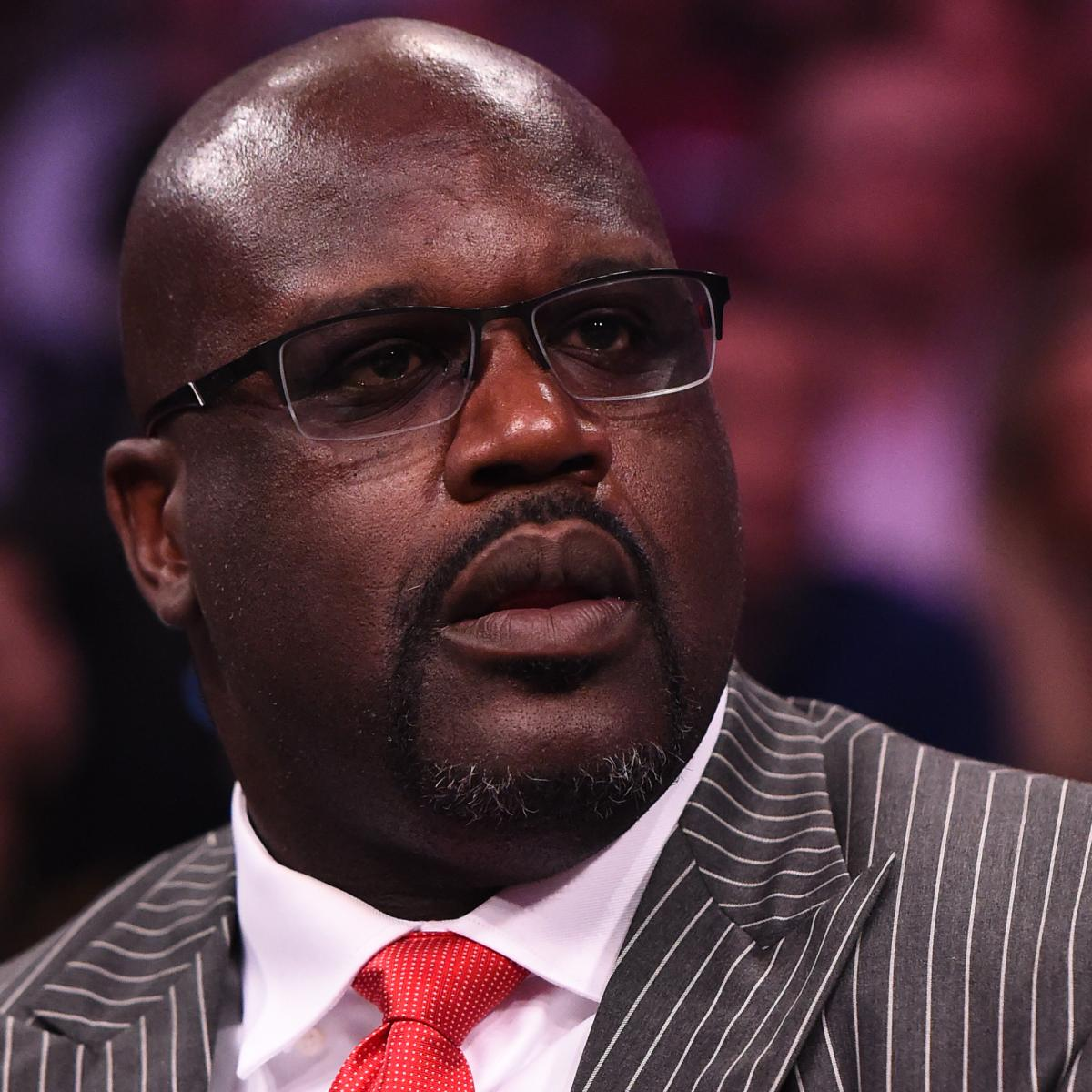 Shaquille O Neal Named Gm For Kings Guard Nba 2k League