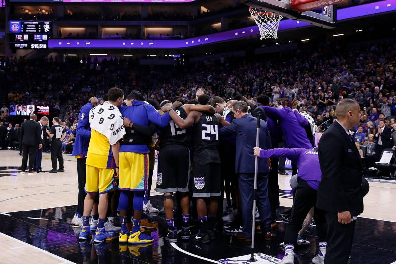 huge selection of 1526e 5cc22 Patrick McCaw on Vince Carter After Injury: 'I Know You Didn ...