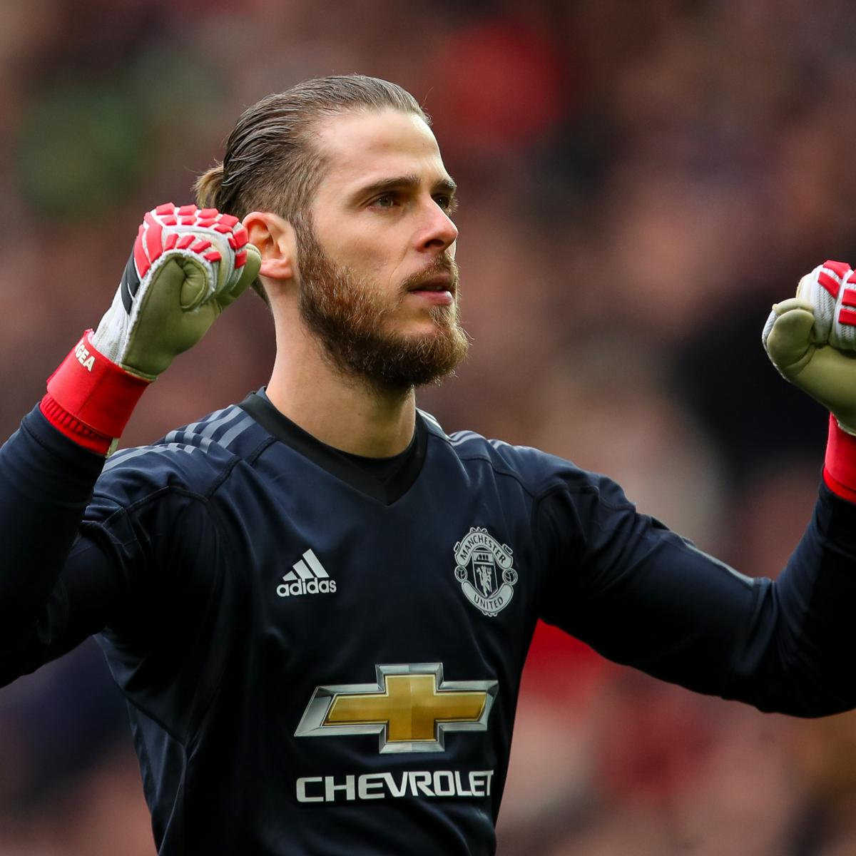 Manchester United Transfer News Latest Rumours On Lucas: Manchester United Transfer News: Latest David De Gea