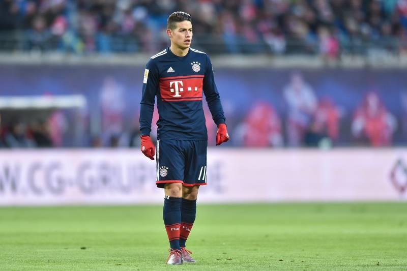Real Madrid Transfer News  Bayern Munich CEO Denies James Rodriguez ... cf87f4d85