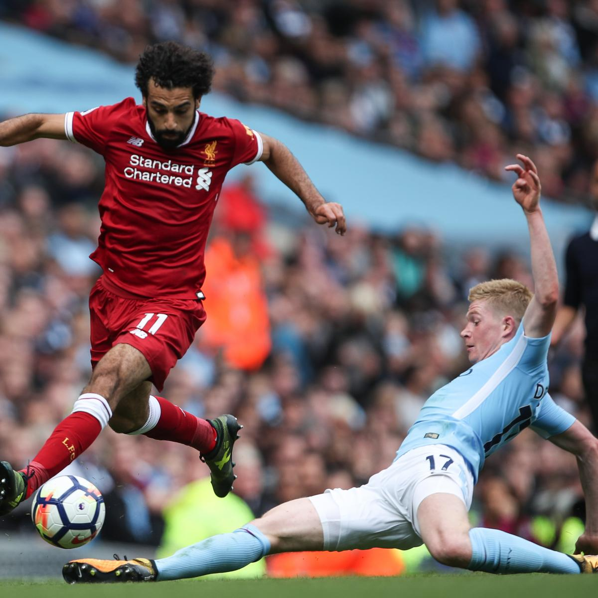 Kevin De Bruyne Reveals He Voted for Mo Salah for PFA ...