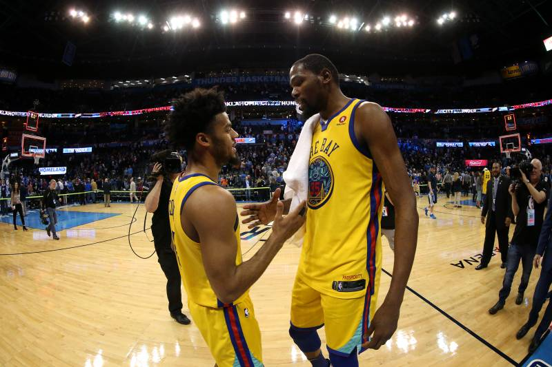 pretty nice a519b 14943 Warriors to Keep Golden State Name Despite 2019 Move to San ...