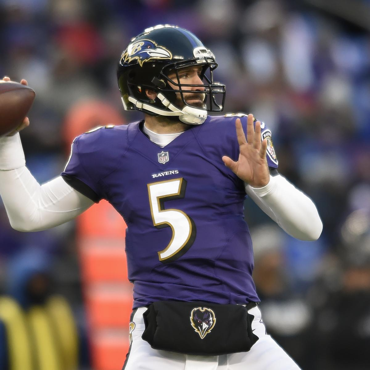 2018 Baltimore Ravens Schedule: Full Listing of Dates ...