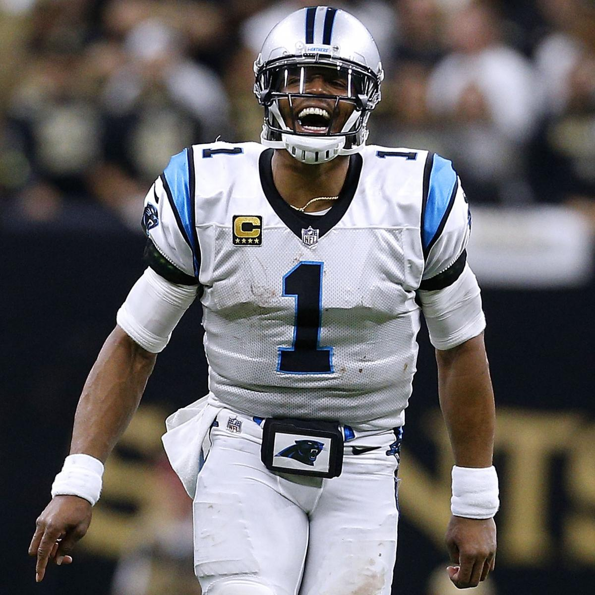 2018 Carolina Panthers Schedule: Full Listing of Dates ...