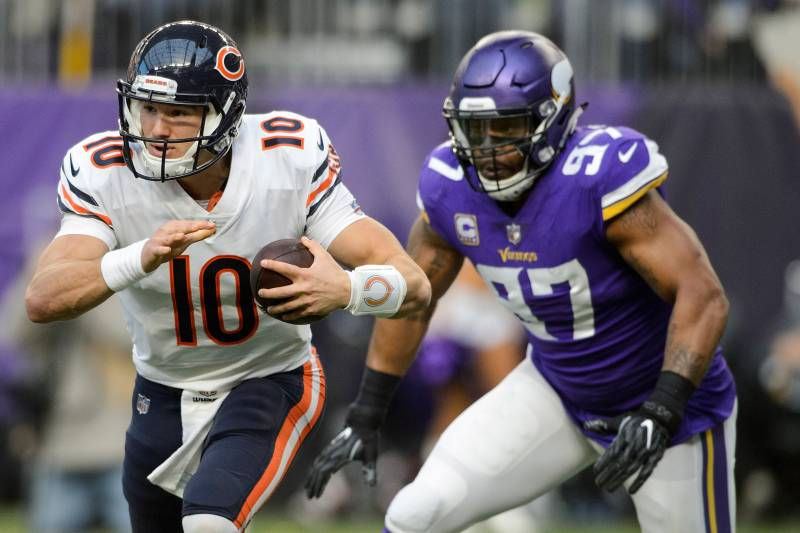 2018 Chicago Bears Schedule: Full Listing of Dates, Times