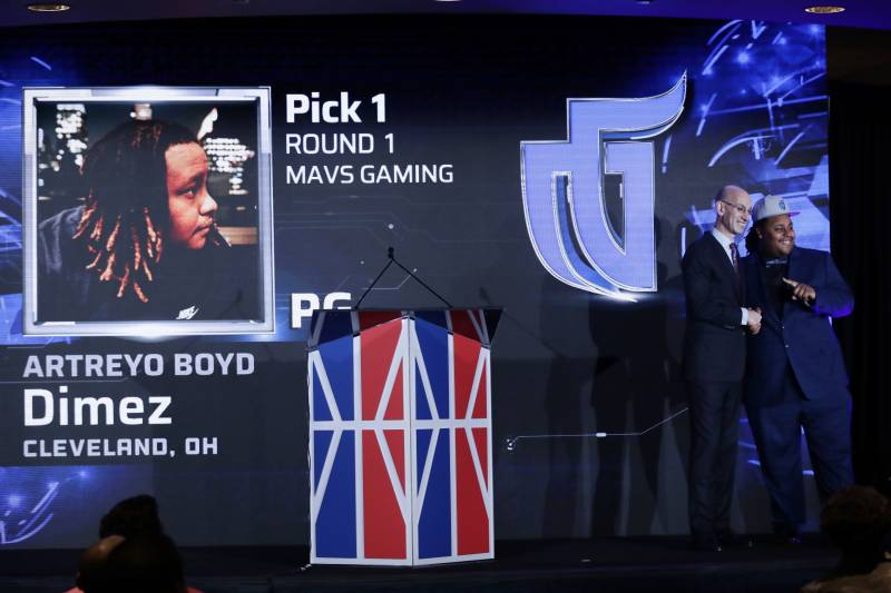 NBA 2K League 2018 Draft Results: Full Selections and