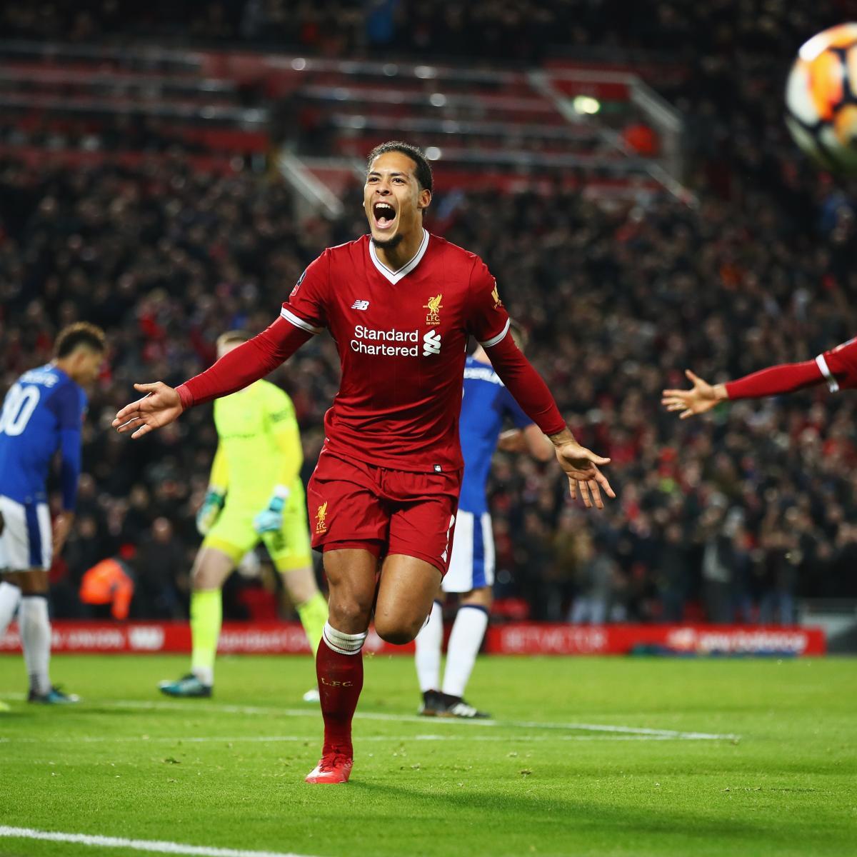 Live Streaming Soccer News Liverpool Vs Benfica Live: Everton Vs. Liverpool: Team News, Preview, Live Stream, TV