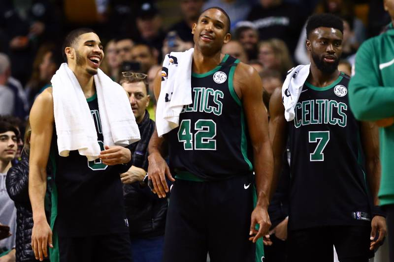 c588e895dea How Long Can Boston Celtics Last in the NBA Playoffs Without Kyrie ...