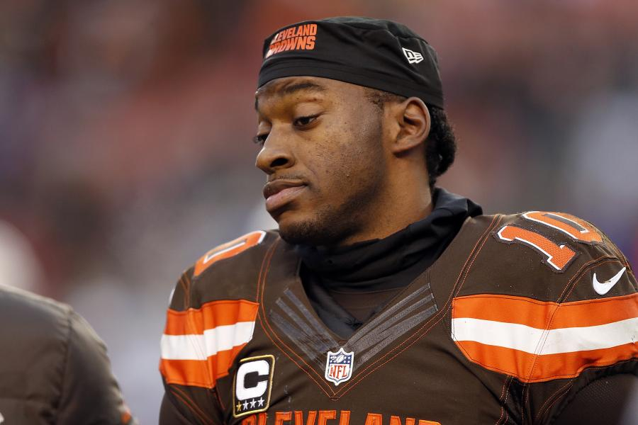 Can RG3 Salvage an NFL Career in Baltimore   b8e2ea4fd