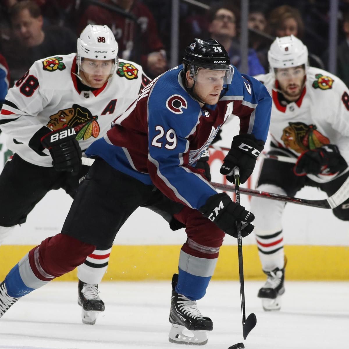 NHL Playoff Picture 2018: Bracket Standings, Wild Card