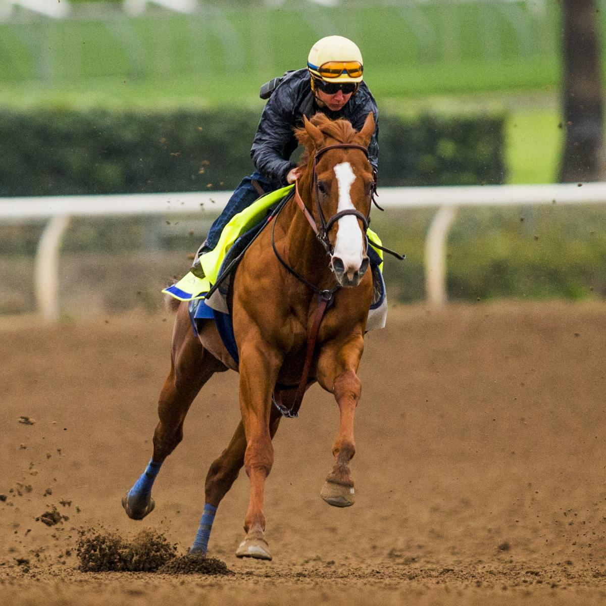 Santa Anita Derby 2018 Results Justify Wins Qualifies