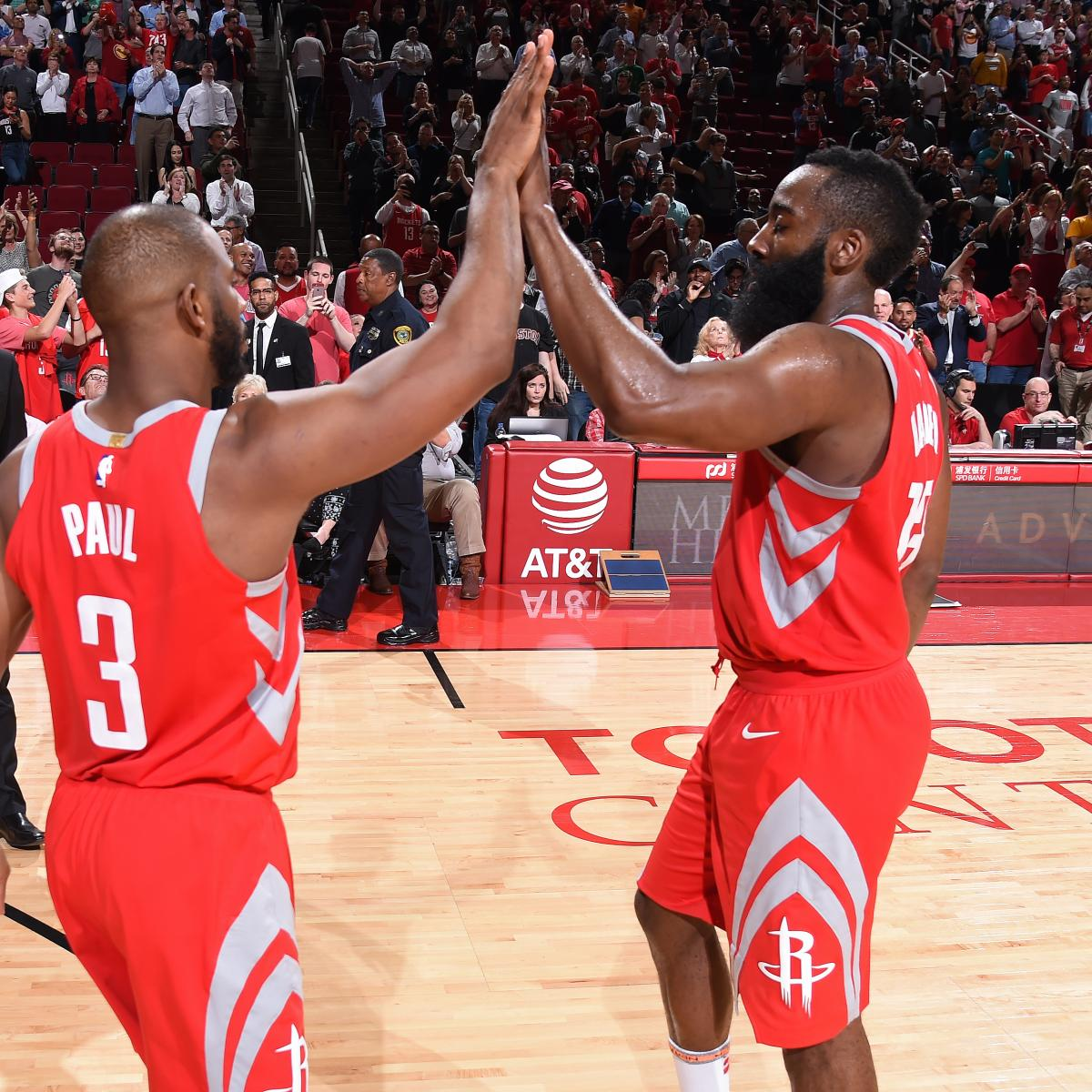 NBA Playoff Picture 2018: Standings And Outlook As