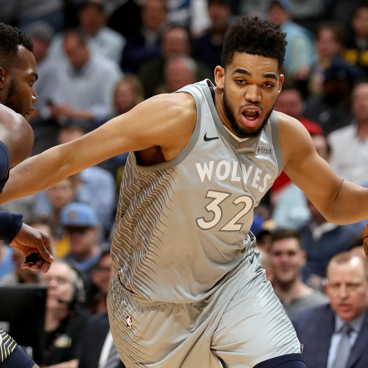 NBA Playoff Standings 2018: Predicting Final Playoff
