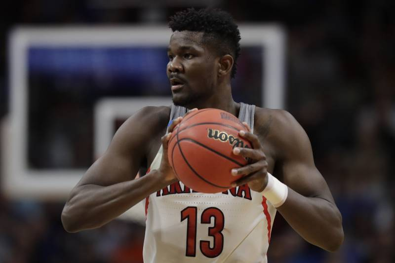 8a1d4ff63e6 2018 NBA Mock Draft  Latest Predictions for 1st-Round Prospects ...