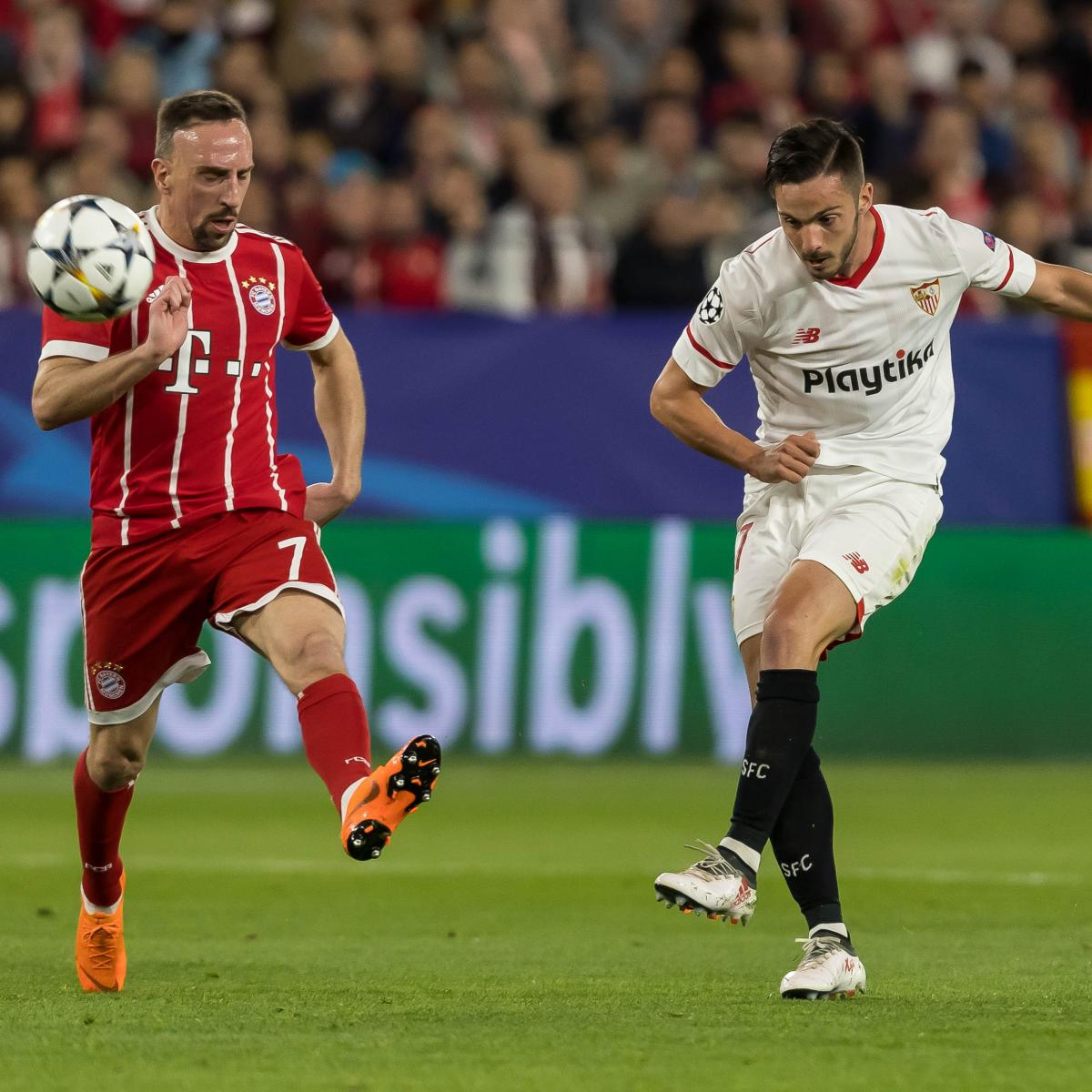 Bayern Munich vs. Sevilla: Preview, Live Stream, TV Info ...