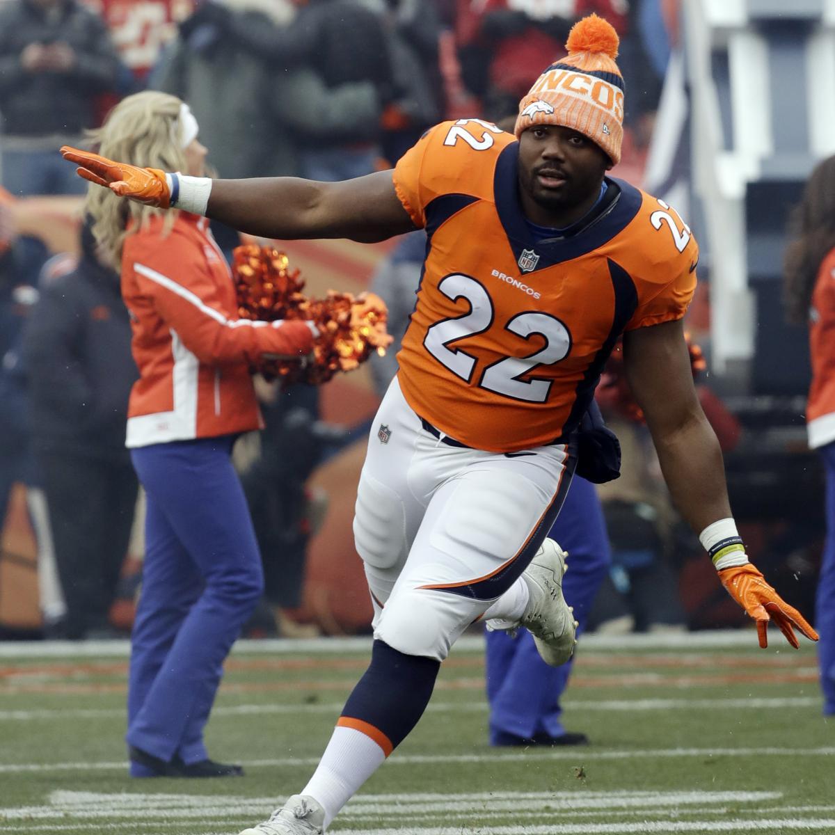 Broncos Trade Rumors: C.J. Anderson For Ja'Wuan James