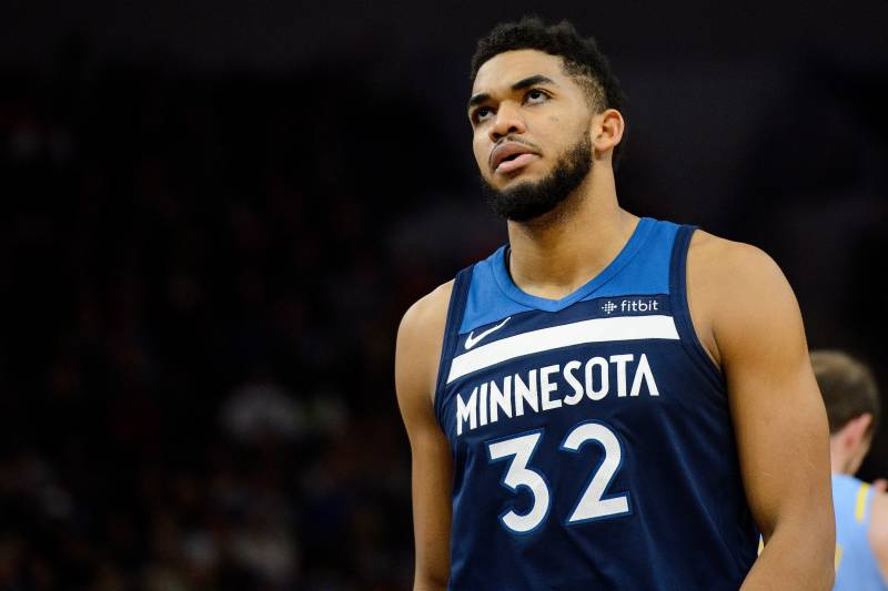 Karl Anthony Towns Says He Takes Timberwolves History Of Losing