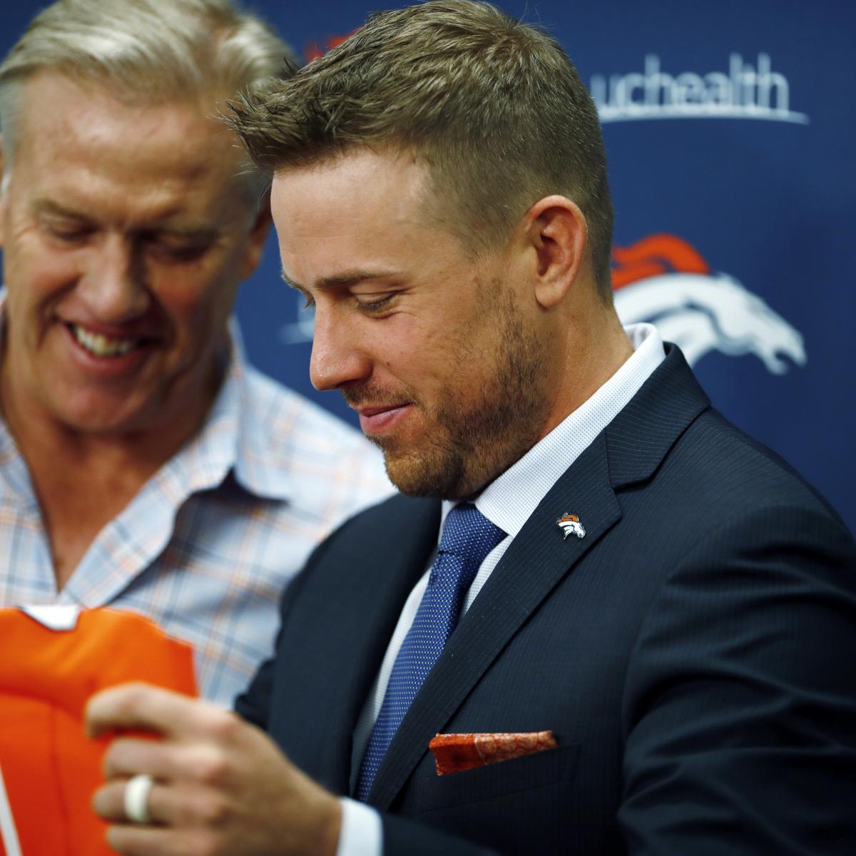 2018 Denver Broncos Schedule: Full Listing Of Dates, Times