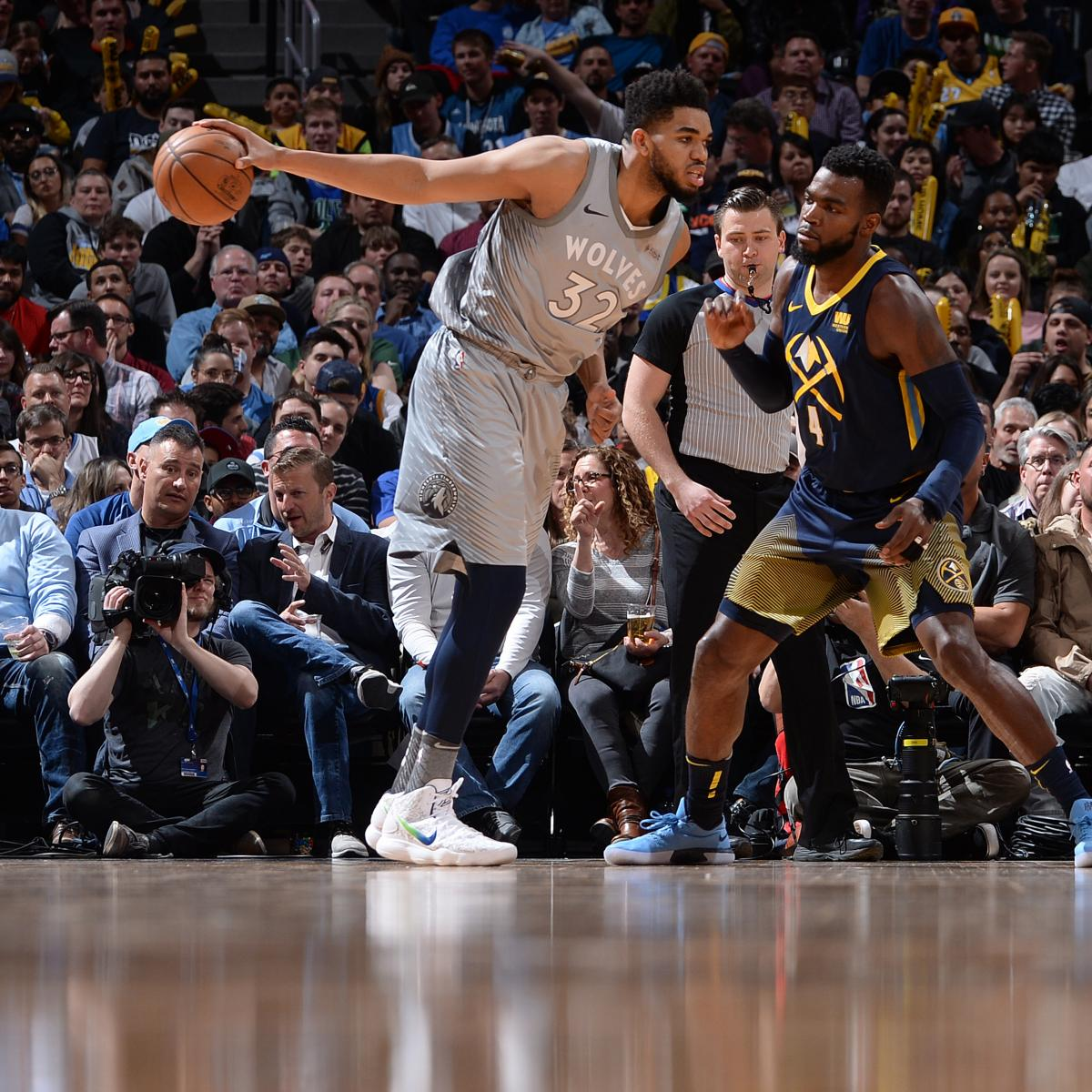 NBA Playoff Picture 2018: Latest Standings, Scenarios