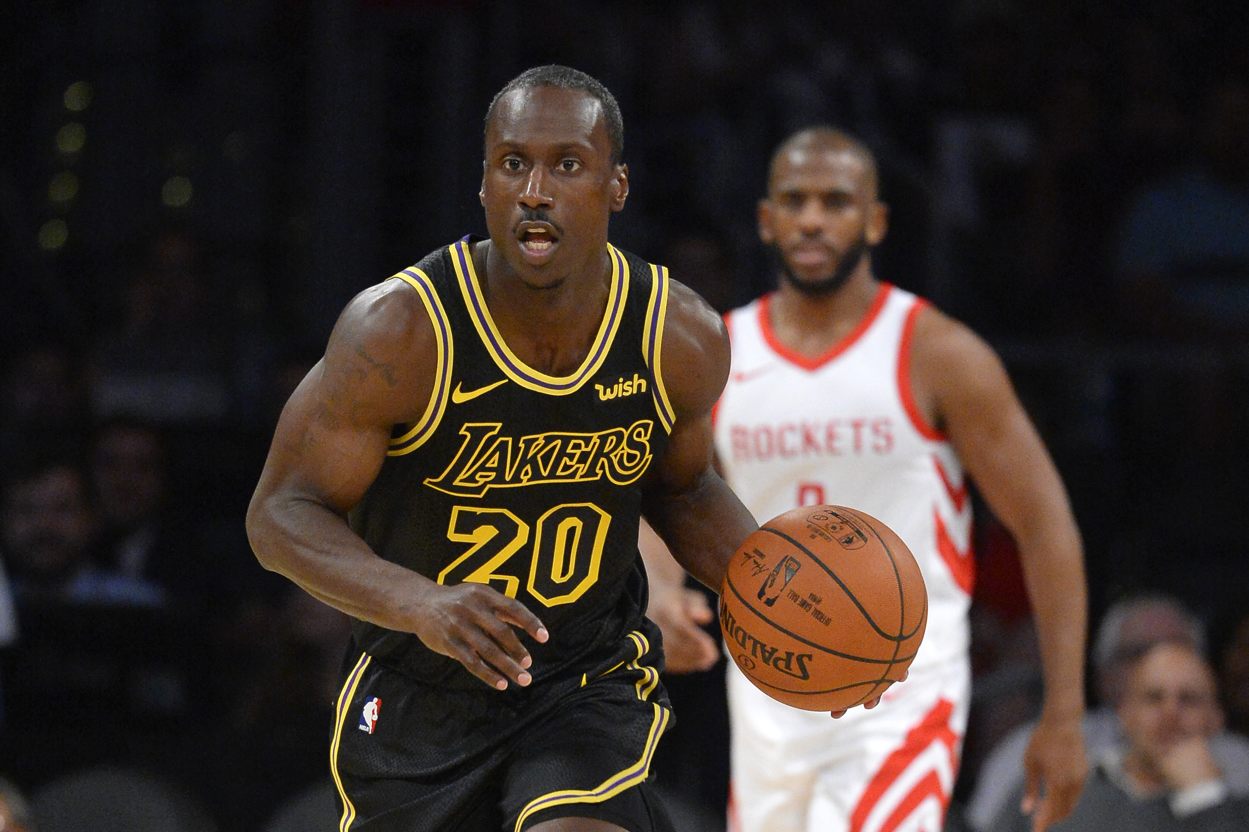 f2eb7e136 Kobe Bryant Praises Andre Ingram s Lakers Debut After 10 Years in G League