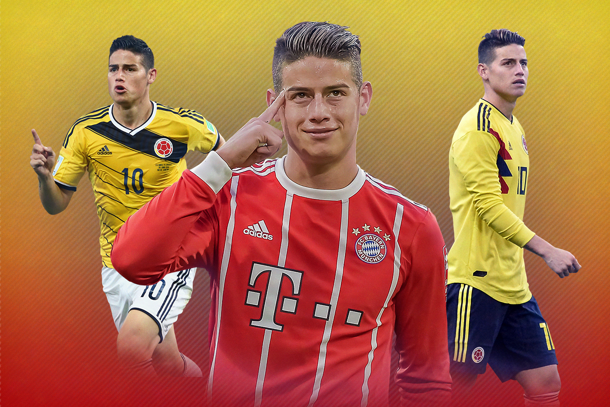 Bayern Munich Resurgence Sets James Rodriguez On World Cup Footing Bleacher Report Latest News Videos And Highlights