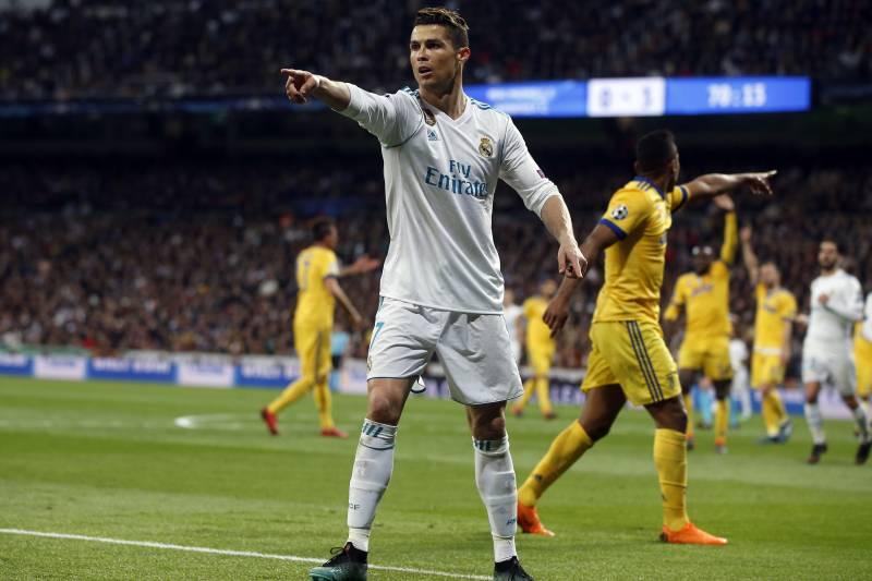 8ef65cda0 Cristiano Ronaldo s Late PK Sends Real Madrid to Champions League Semi-Final