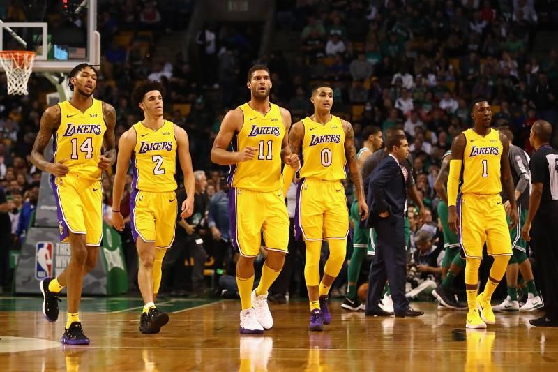 5c9845ceb LA Lakers  All-Time  Draft Class Impresses NBA Insiders Around the League
