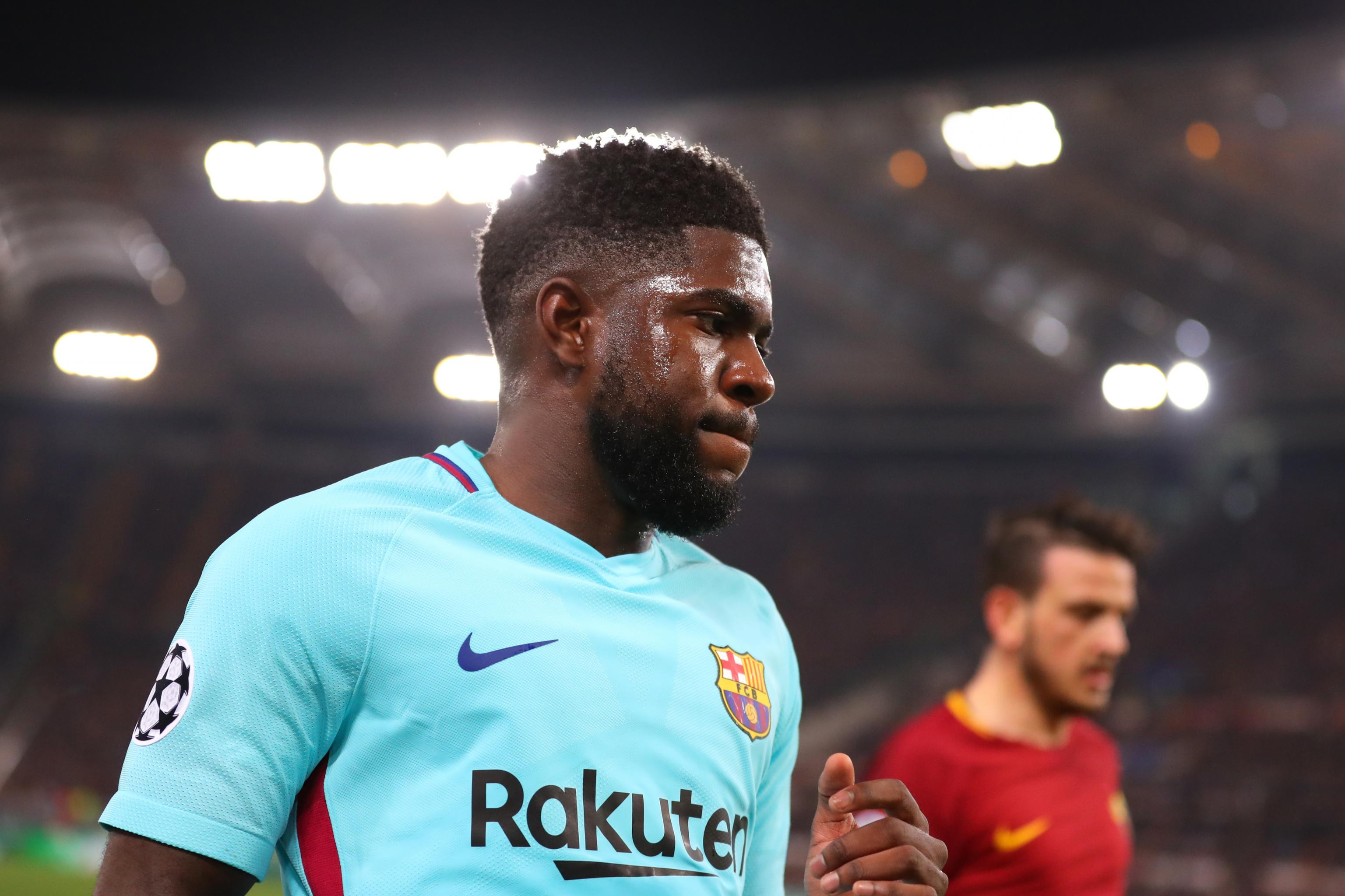 outlet store 7d5f3 01660 Barcelona Transfer News: Latest on Samuel Umtiti Contract ...
