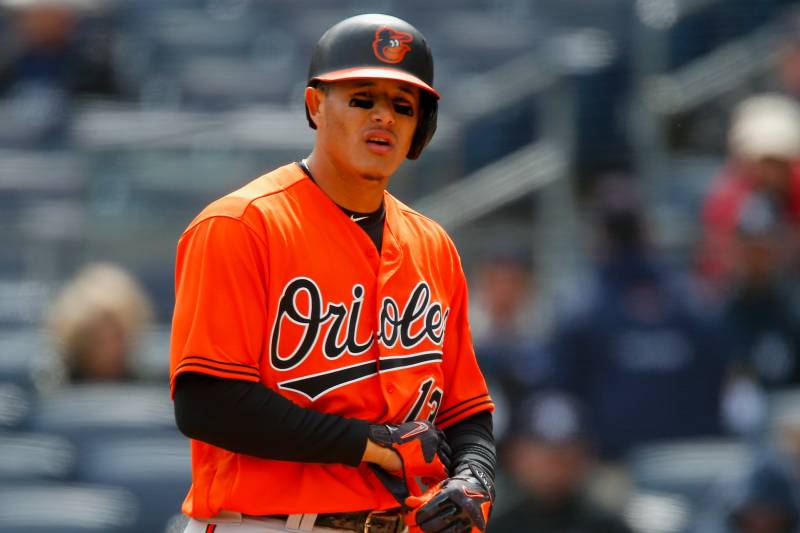 9afa595f457 Manny Machado Reportedly to Be Traded to Dodgers After 2018 MLB All-Star  Game